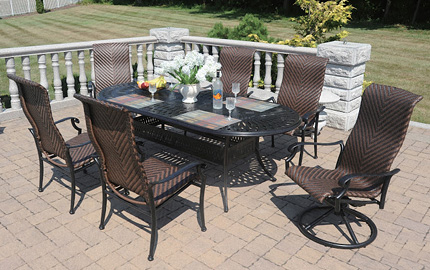 Catania Patio Furniture