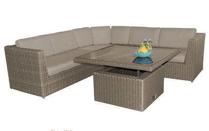 Charming Henderson Wicker Patio Furniture