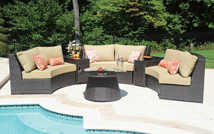 Lexington Wicker Patio Furniture