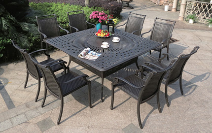 Livingston Patio Furniture
