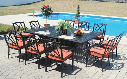 Messina Patio Furniture