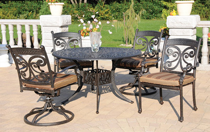dwl patio furniture - wholesale outdoor furniture distributor in nj